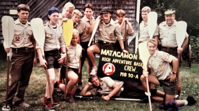 Matagamon